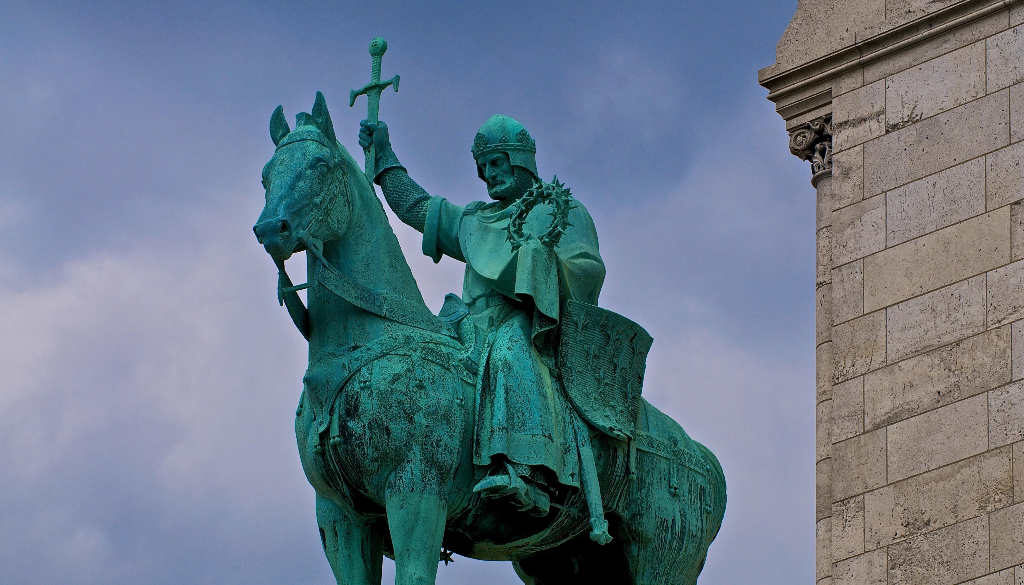 Прощение Людовика IX