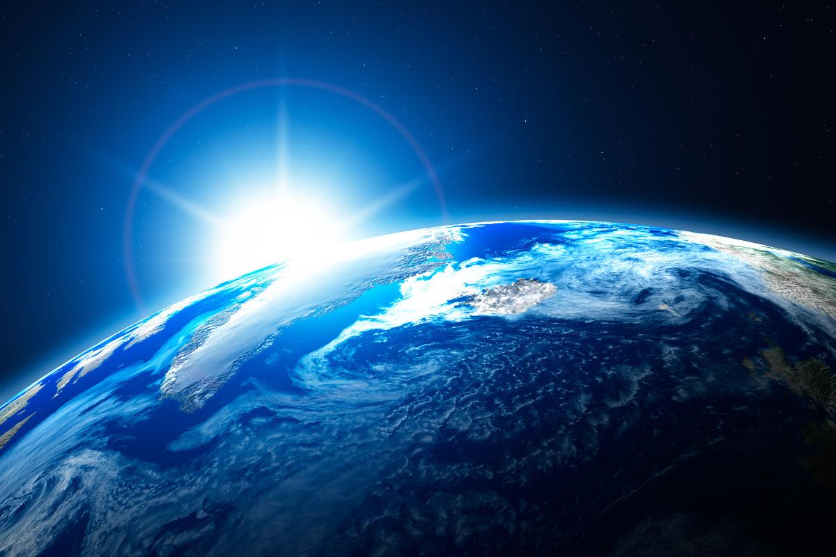 Планета Земля уникальна во всей Вселенной