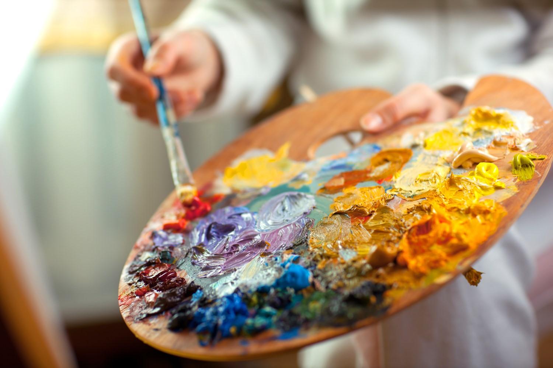 Притча о художнике