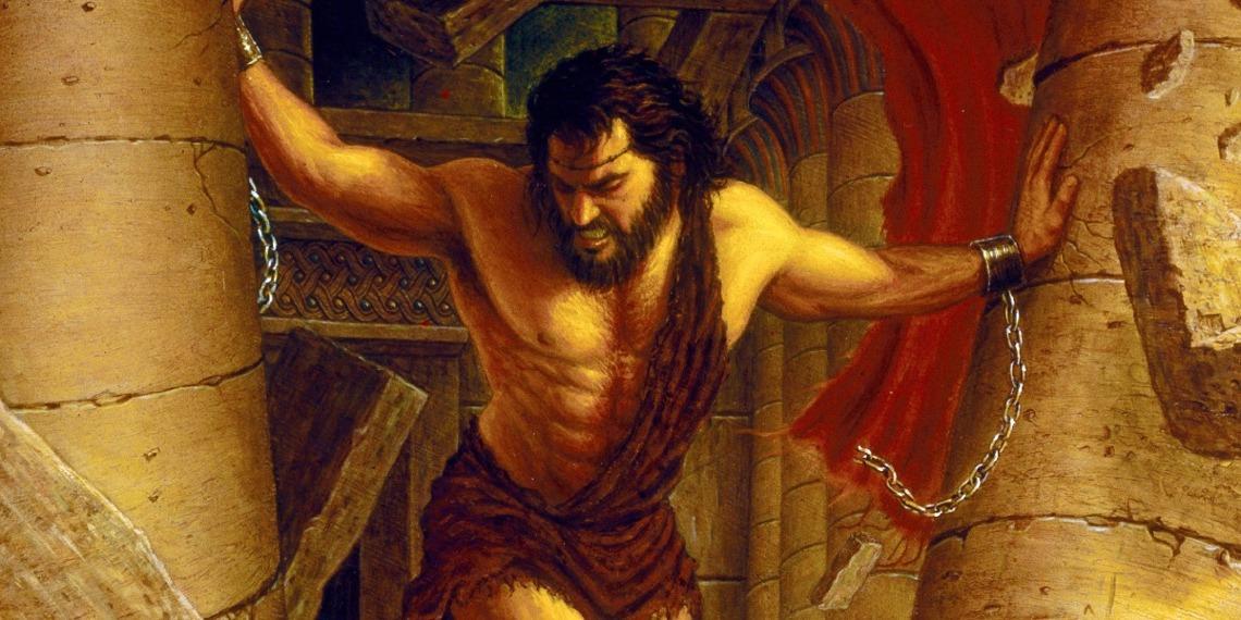 Развивая непреходящую духовную силу - уроки из жизни Самсона