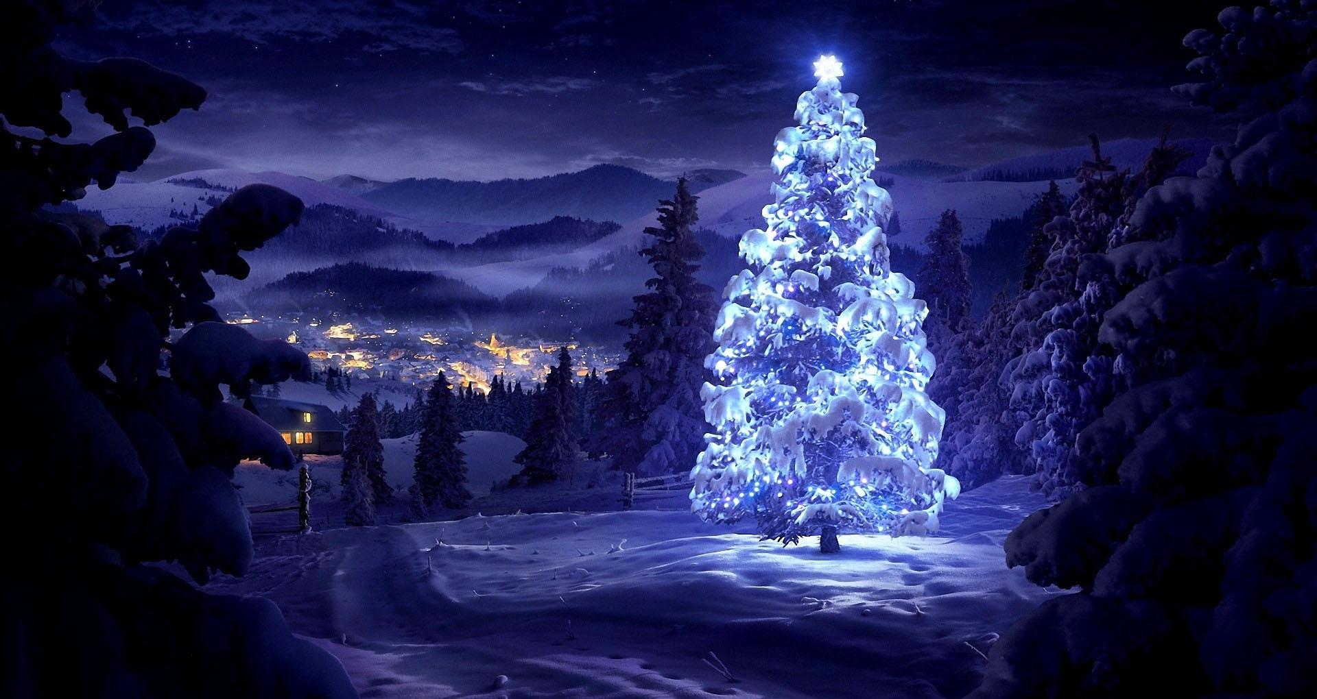 Ночь на Рождество