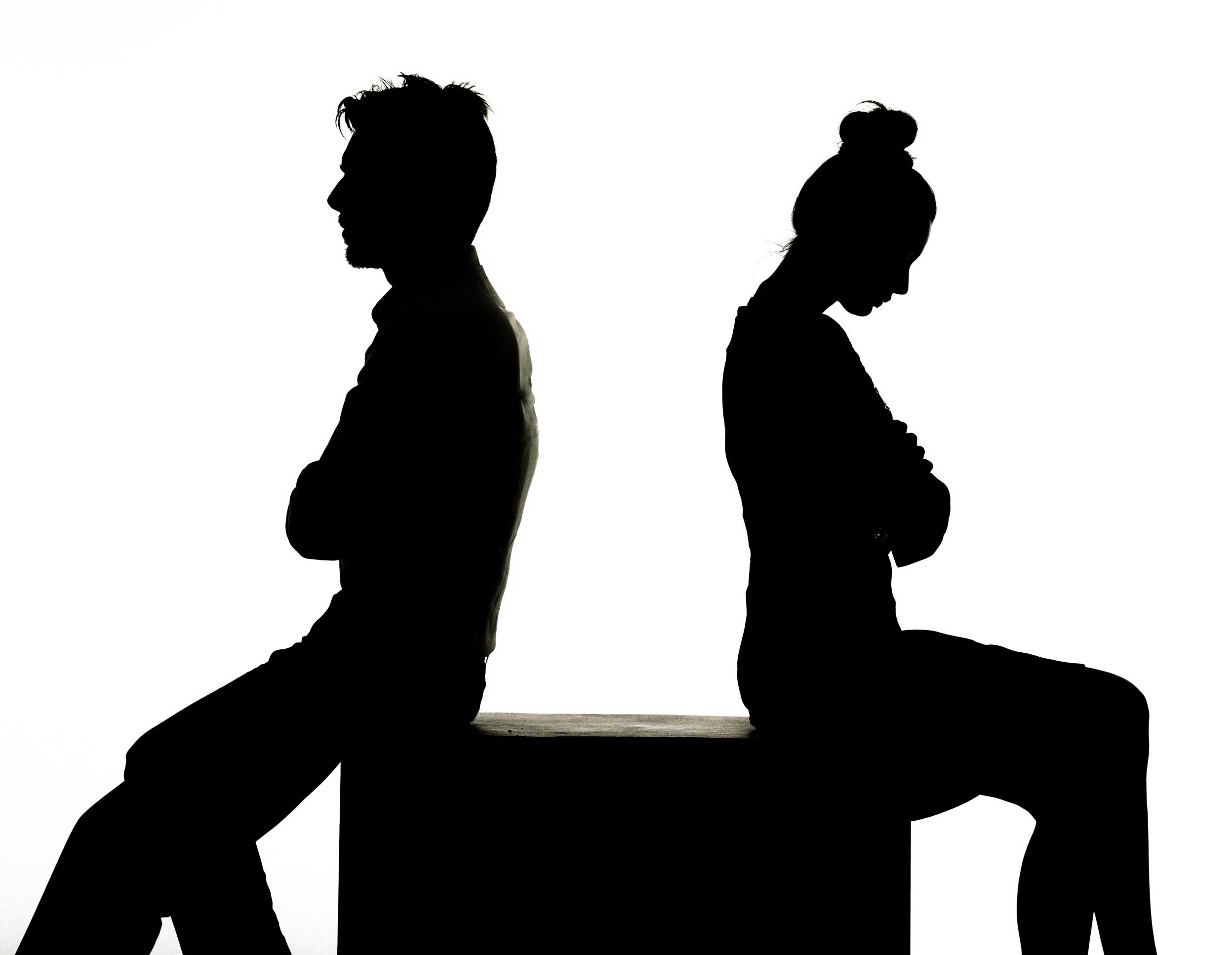 5 ошибок, которые делают мужья, ссорясь с женами