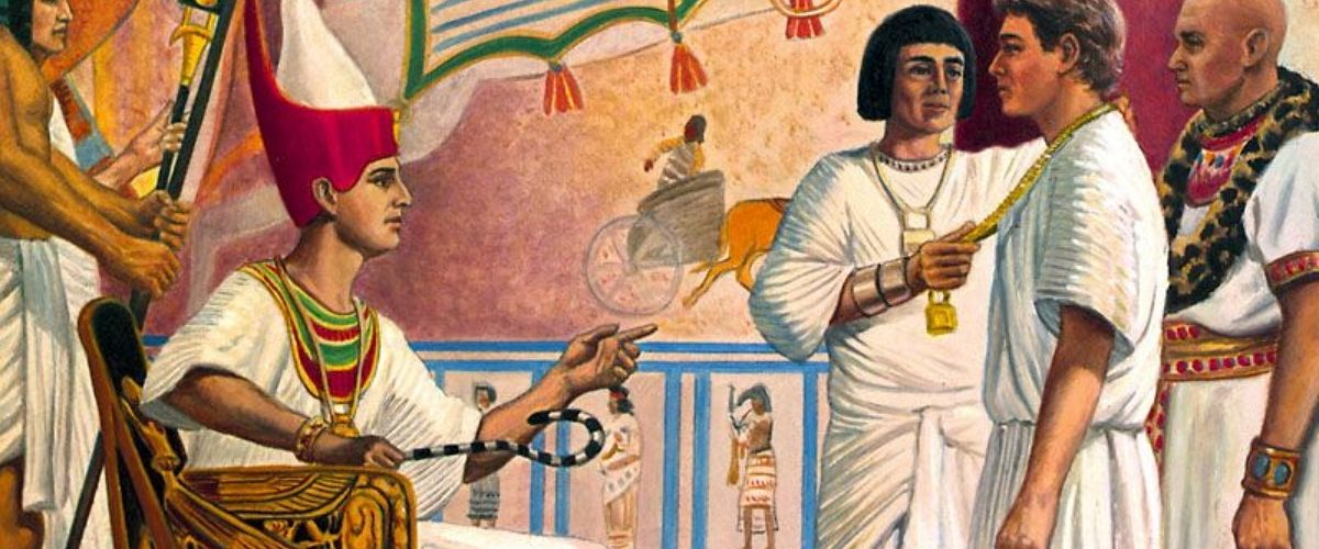 Библейский Иосиф - Имхотеп