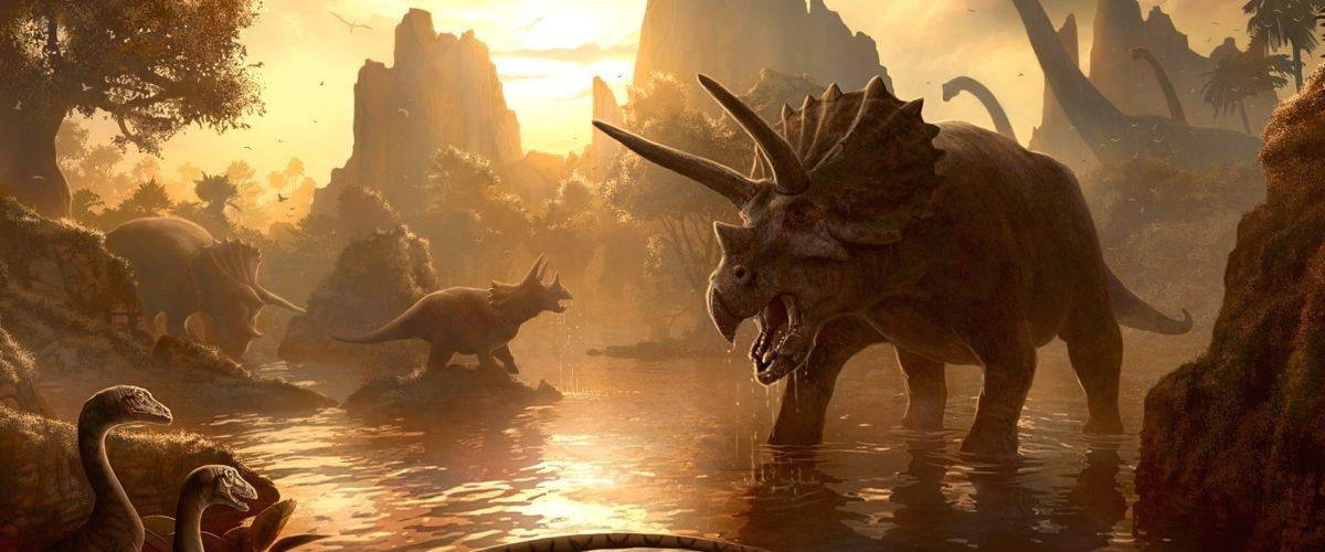 Что Библия говорит о динозаврах