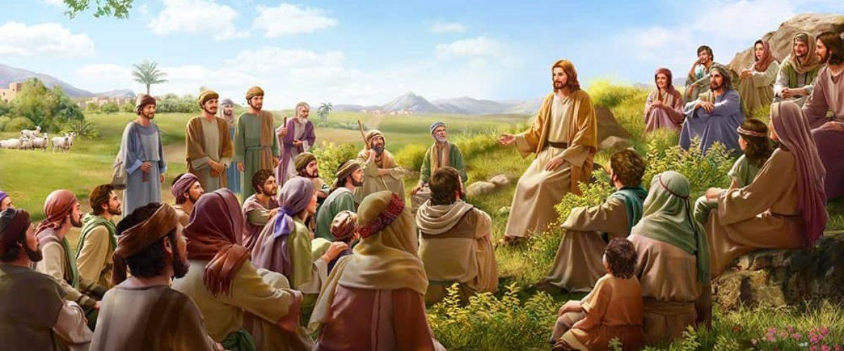 Иисус о Сотворении