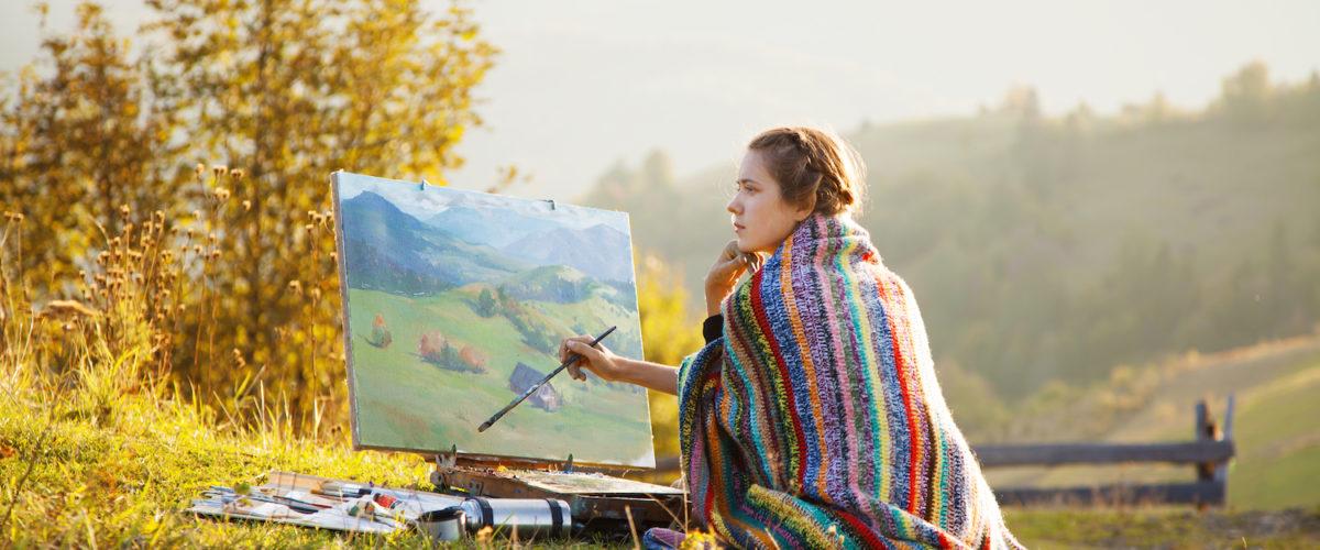 Почему страсть к творчеству может вызывать беспокойство и депрессию
